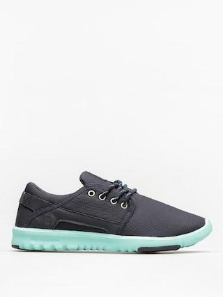 Etnies Shoes Scout Wmn (dark blue)