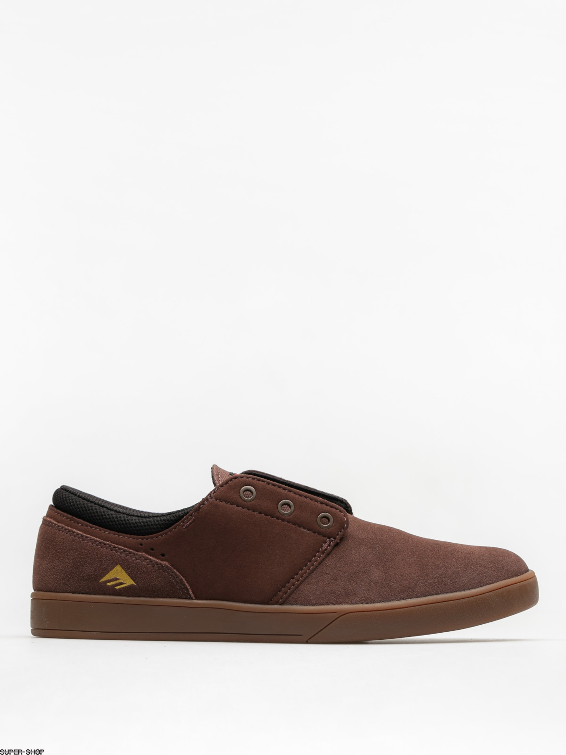Emerica Shoes The Figueroa (brown/gum/gold)