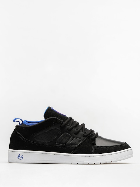 Es Shoes Slb Mid (black/white/royal)