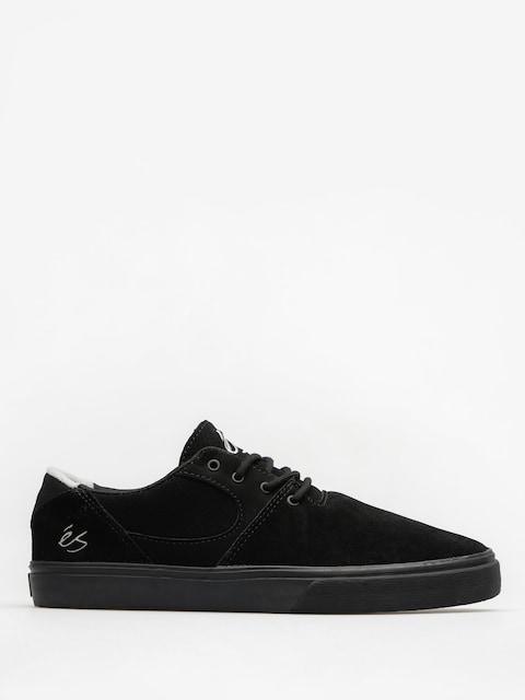 Es Shoes Accel Sq (black/black/grey)