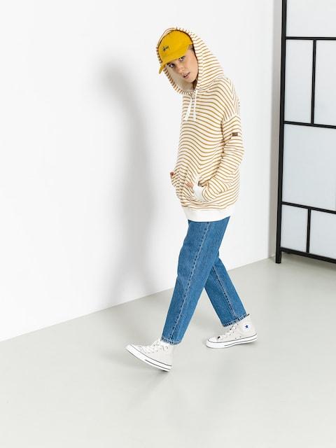 Roxy Hoodie Shoal HD Wmn (honey stripe)