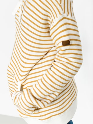 Roxy Hoodie Shoal HD Wmn (honey stripe)