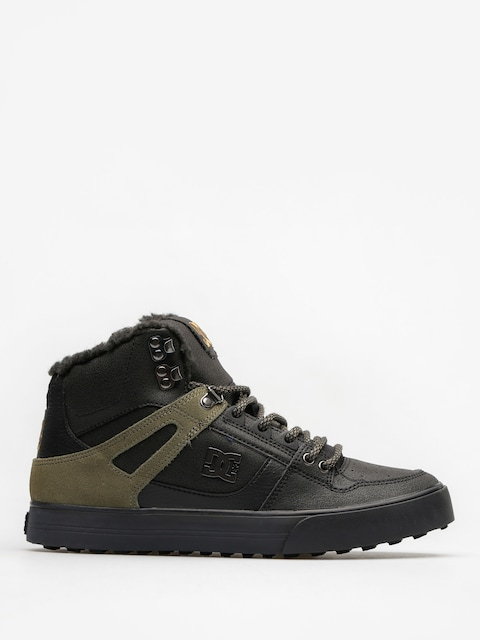 DC Winterschuhe Spartan High Wc Wnt (black/olive)