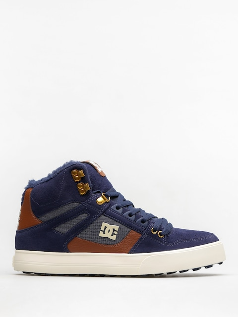 DC Winter shoes Spartan High Wc Wnt (navy)