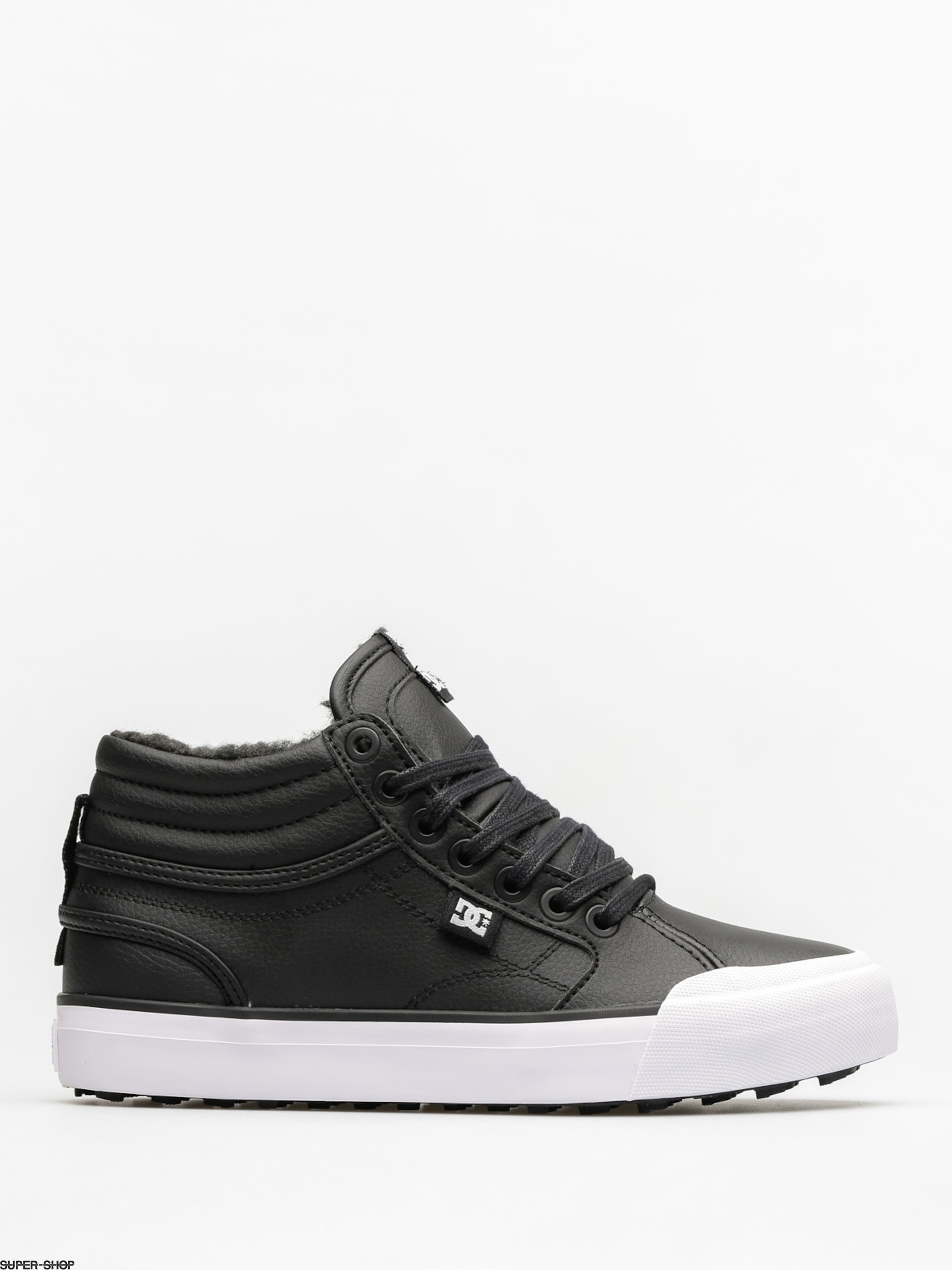 DC Winter shoes Evan Hi Wnt Wmn (black/white/black)