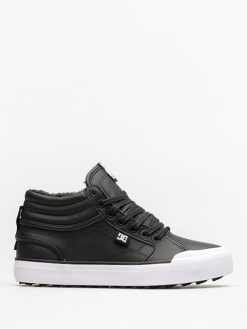 DC Winter shoes Evan Hi Wnt Wmn (black/white/black)