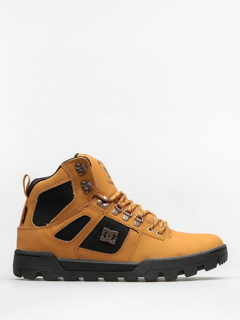 DC Winter shoes Spartan High Wr Boot (wheat/dk chocolate)