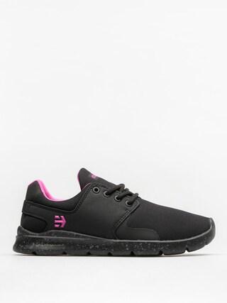 Etnies Schuhe Scout Xt Wmn (black/pink)