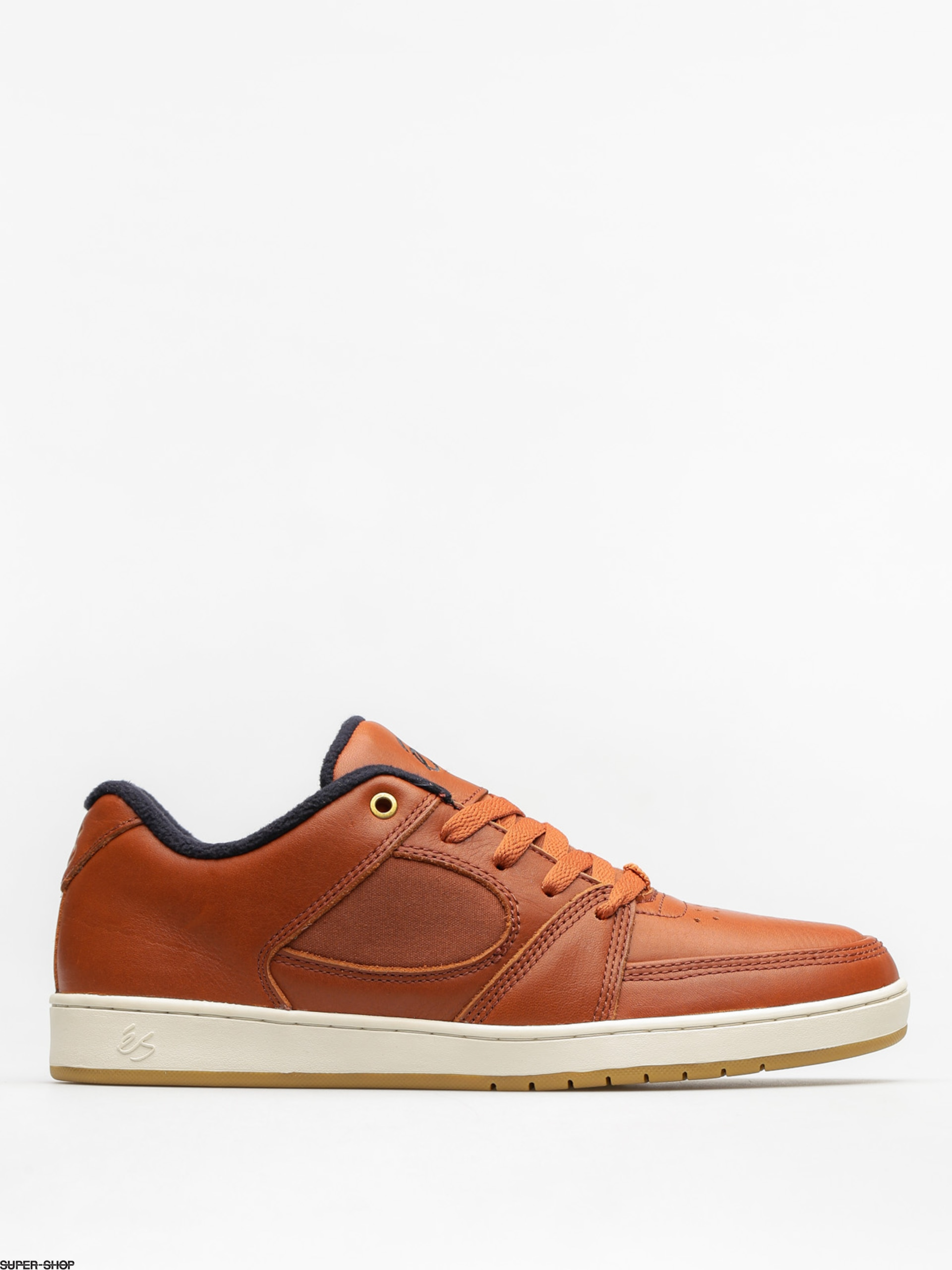 Es Schuhe Accel Slim (brown/sand)
