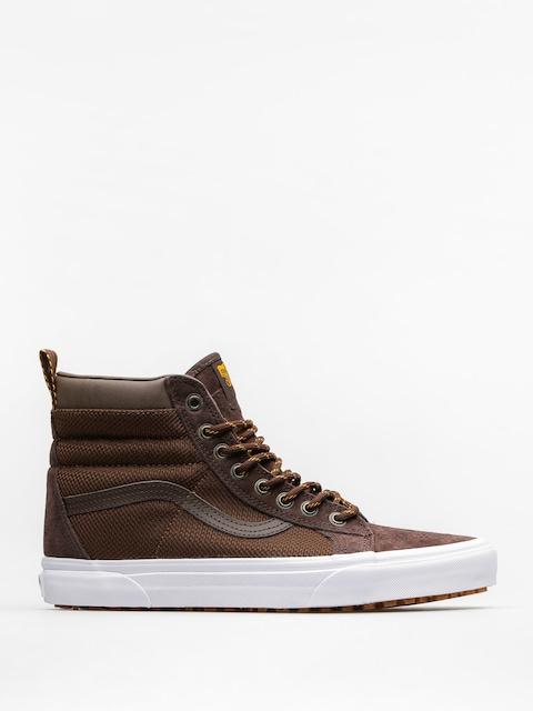 Vans Shoes Sk8 Hi Mte (demitase/ballistic)