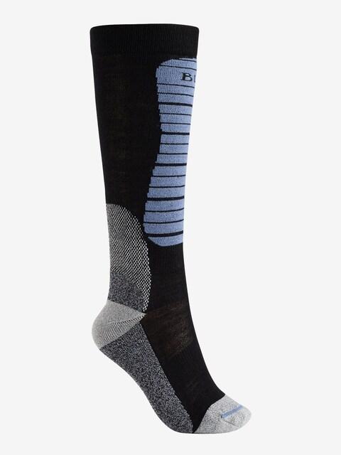 Burton Socken Merino Phase Wmn (true black)