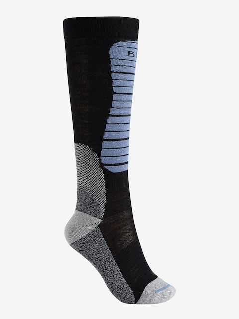 Burton Socks Merino Phase Wmn (true black)