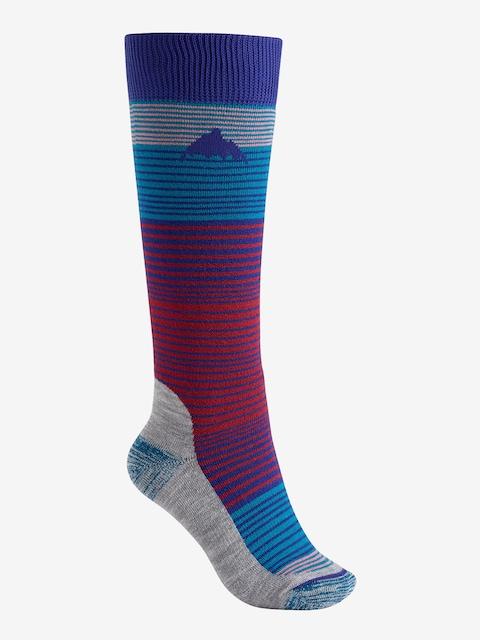 Burton Socken Scout Wmn (sodalite)