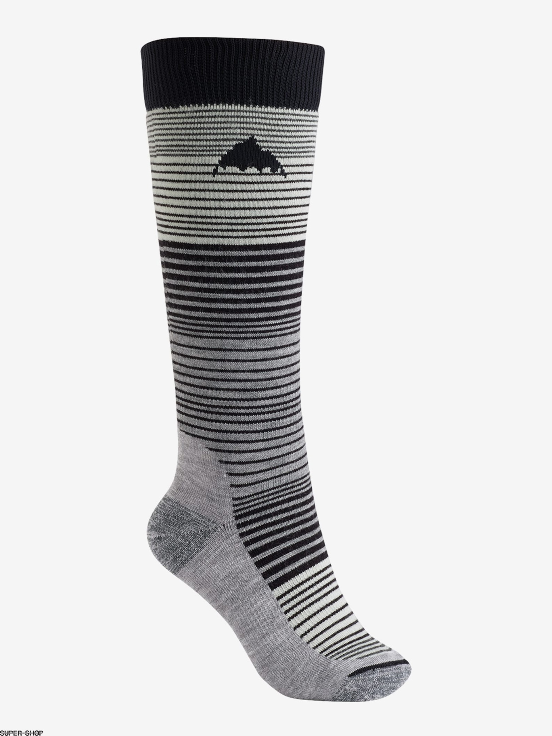 Burton Socks Scout Wmn (true black)