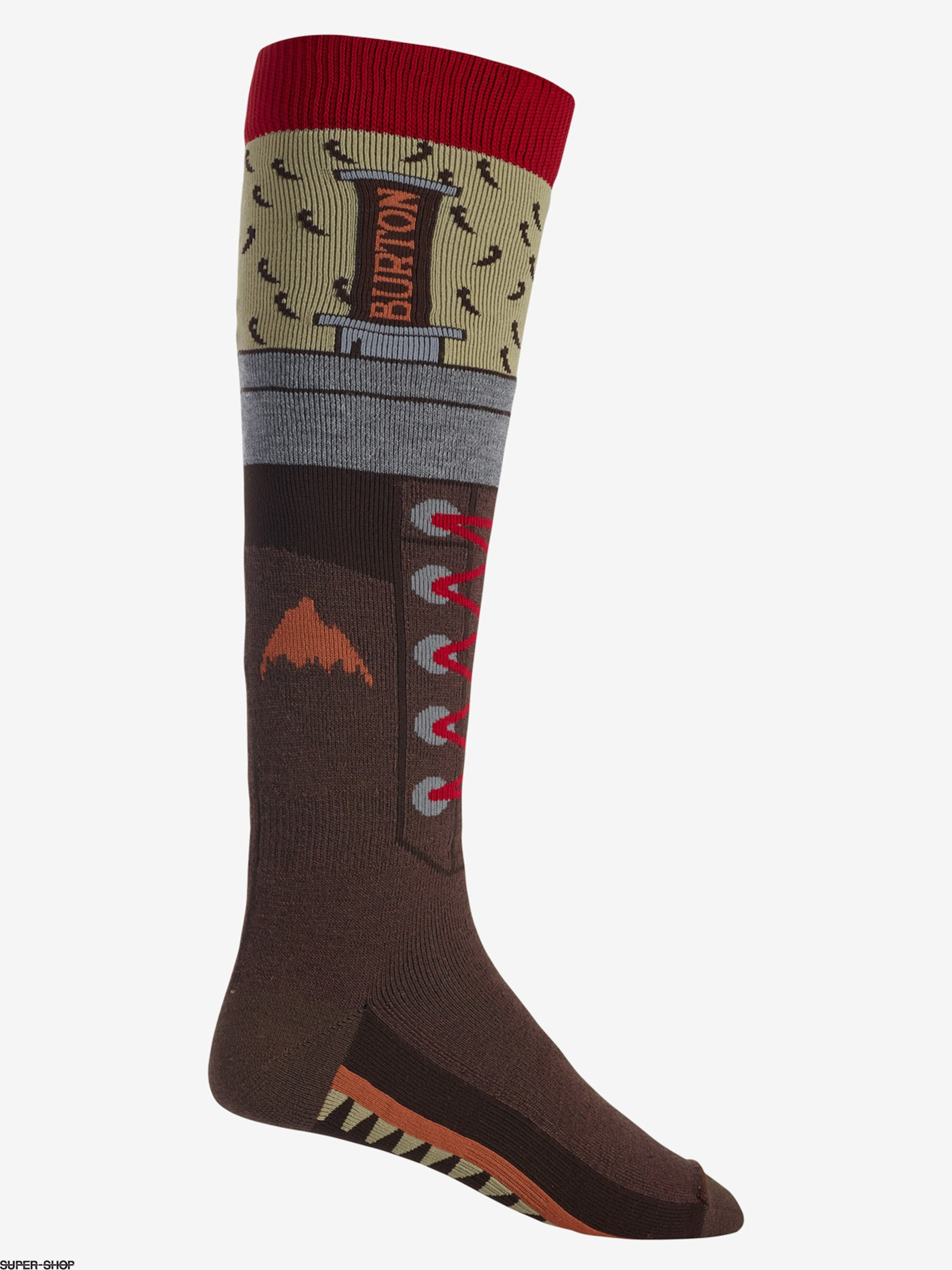 Burton Socken Party (the hiker)