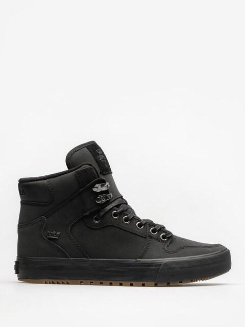 Supra Schuhe Vaider Cw (black/black dark gum)