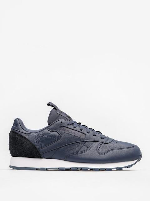 Reebok Schuhe Cl Leather It (smoky indigo/black/wh)