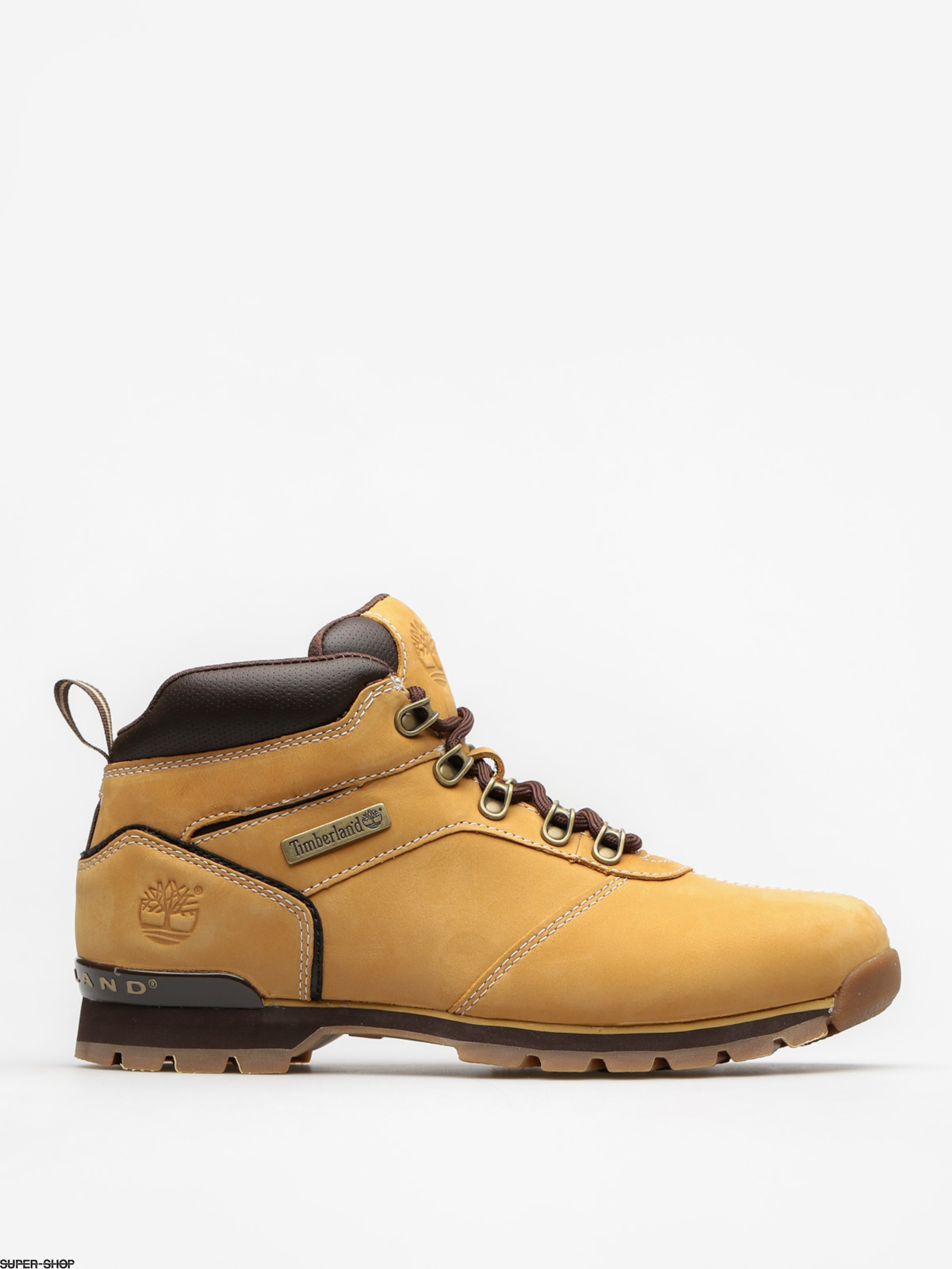 Timberland Shoes Splitrock 2 (wheat nubuck)