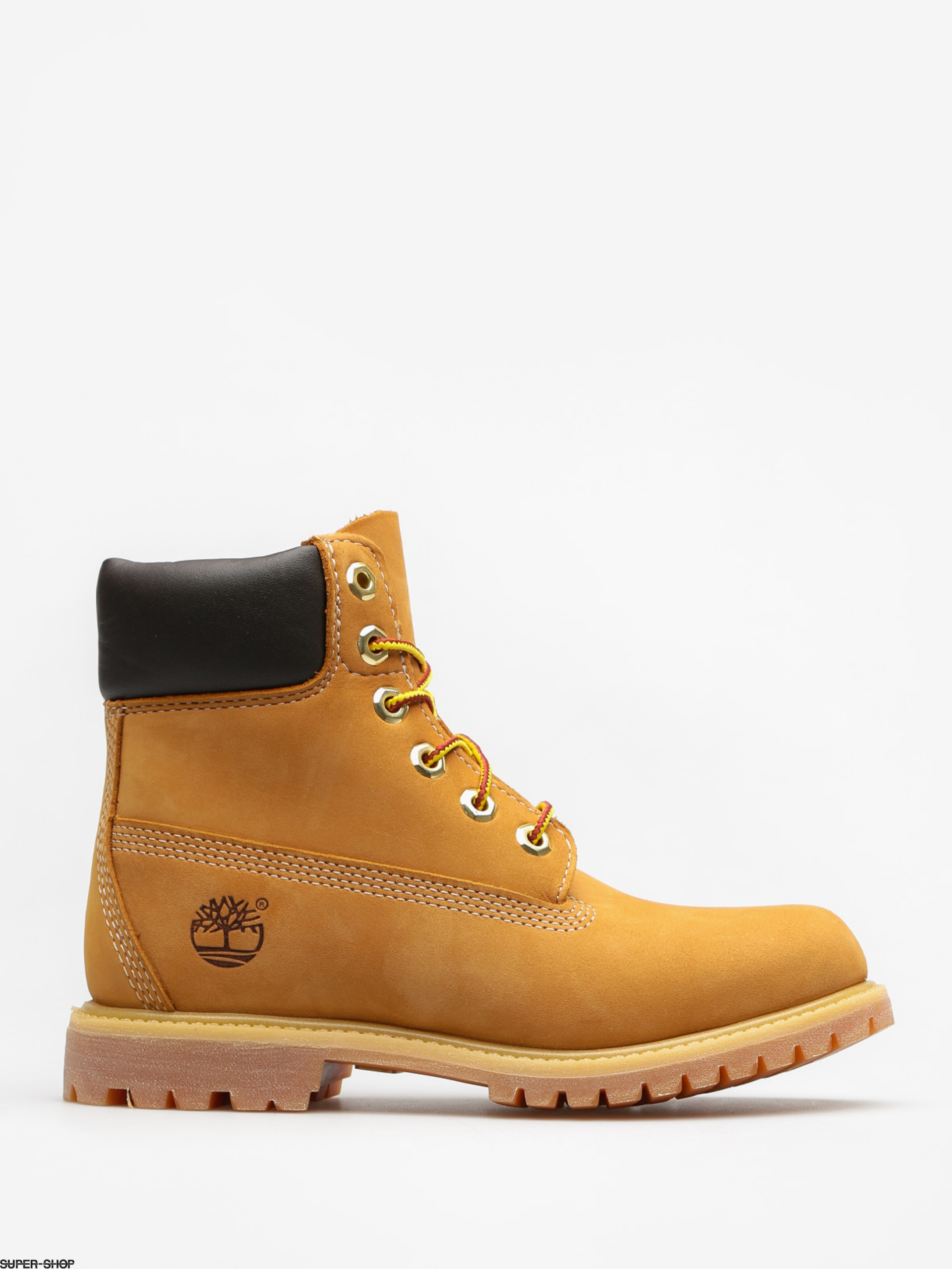 Timberland winter shoes 6 In Premium Wmn (wheat nb yell)