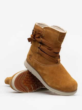 Timberland Winter shoes Leighland Pull On Wmn (trapper tan) f46745dfcefe