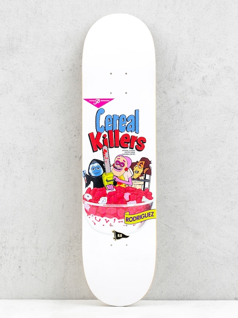Primitive Deck Cereal Killers (white)