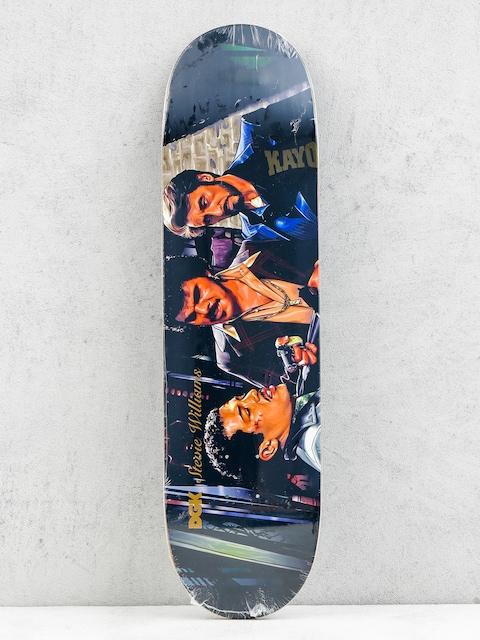 DGK Deck Mobster Stevie Williams (multi)