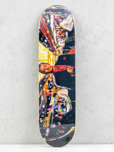 DGK Deck Mobster Boo Johnson (multi)