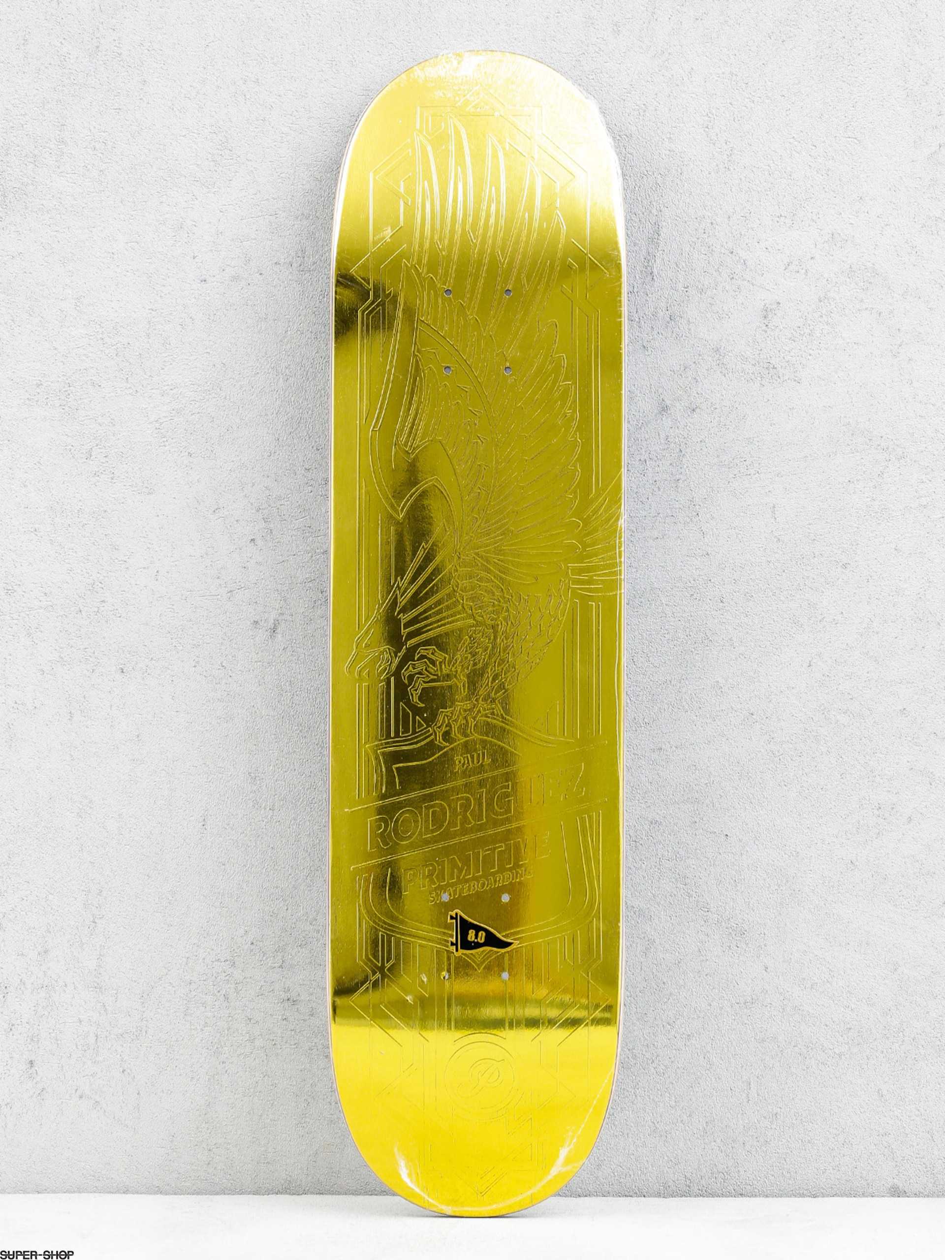 Primitive Deck Rodriguez Eagle (gold)