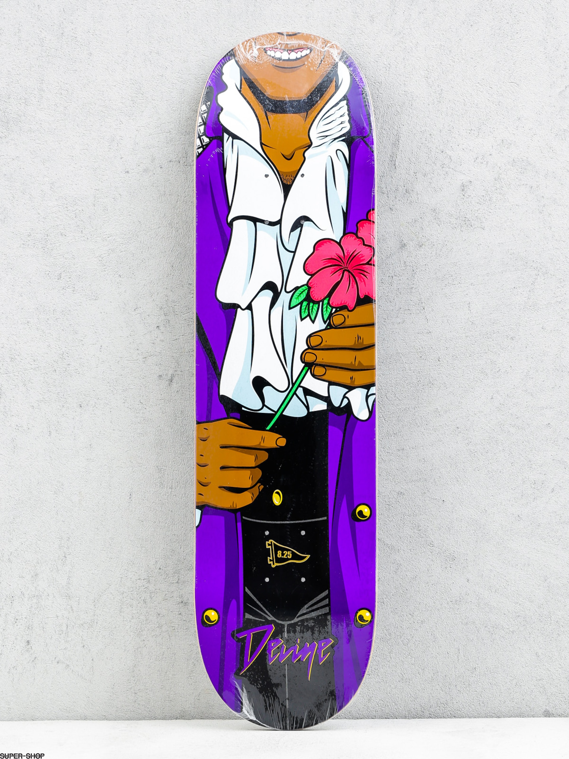 Primitive Deck Calloway Cleanse Yourself (black/purple)