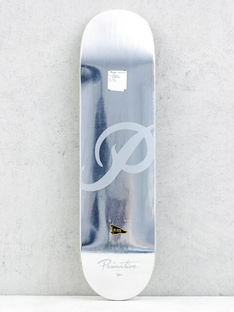 Primitive Deck Classic P (silver foil)