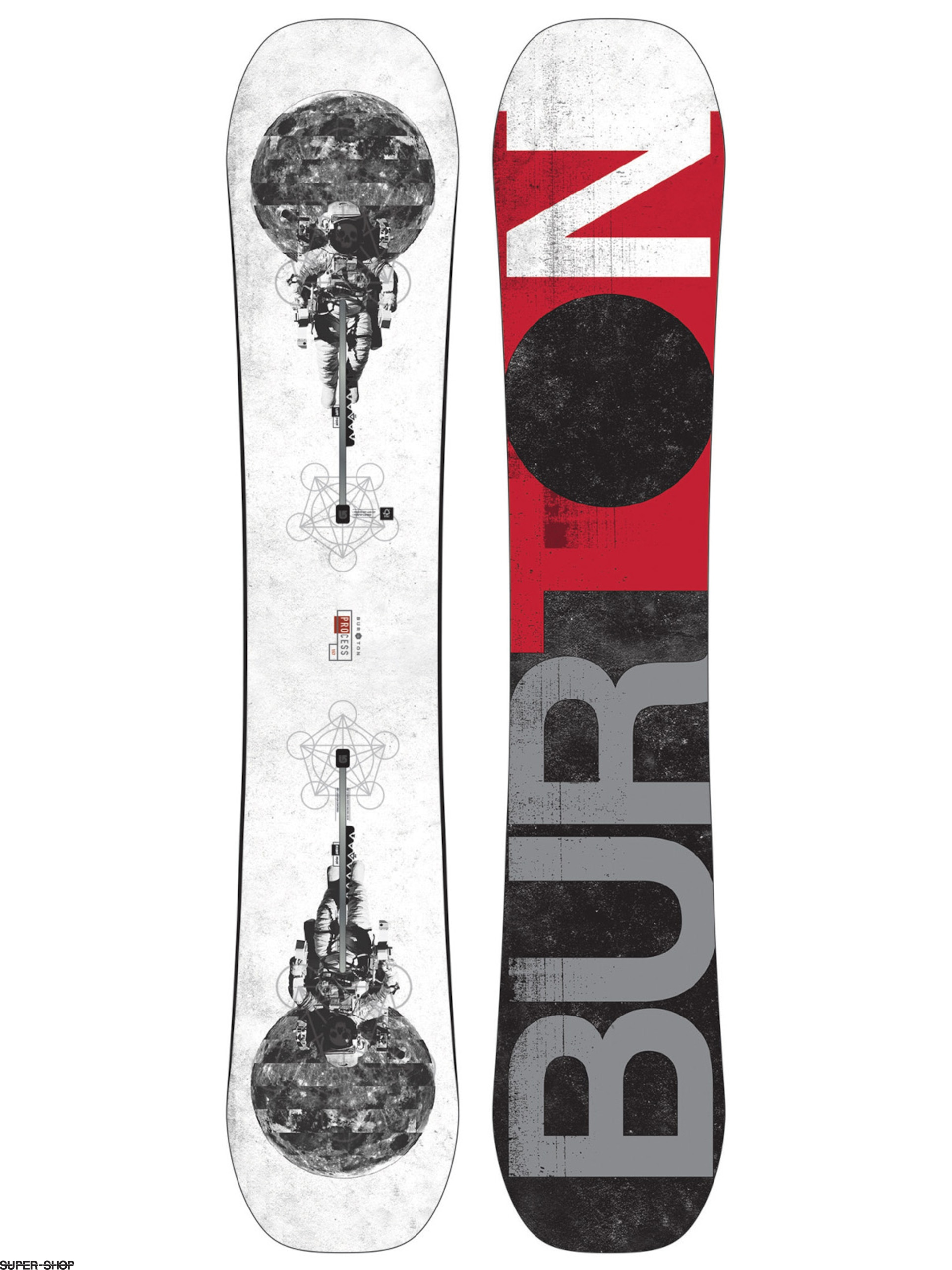 Burton Snowboard Process Off Axis (multi)