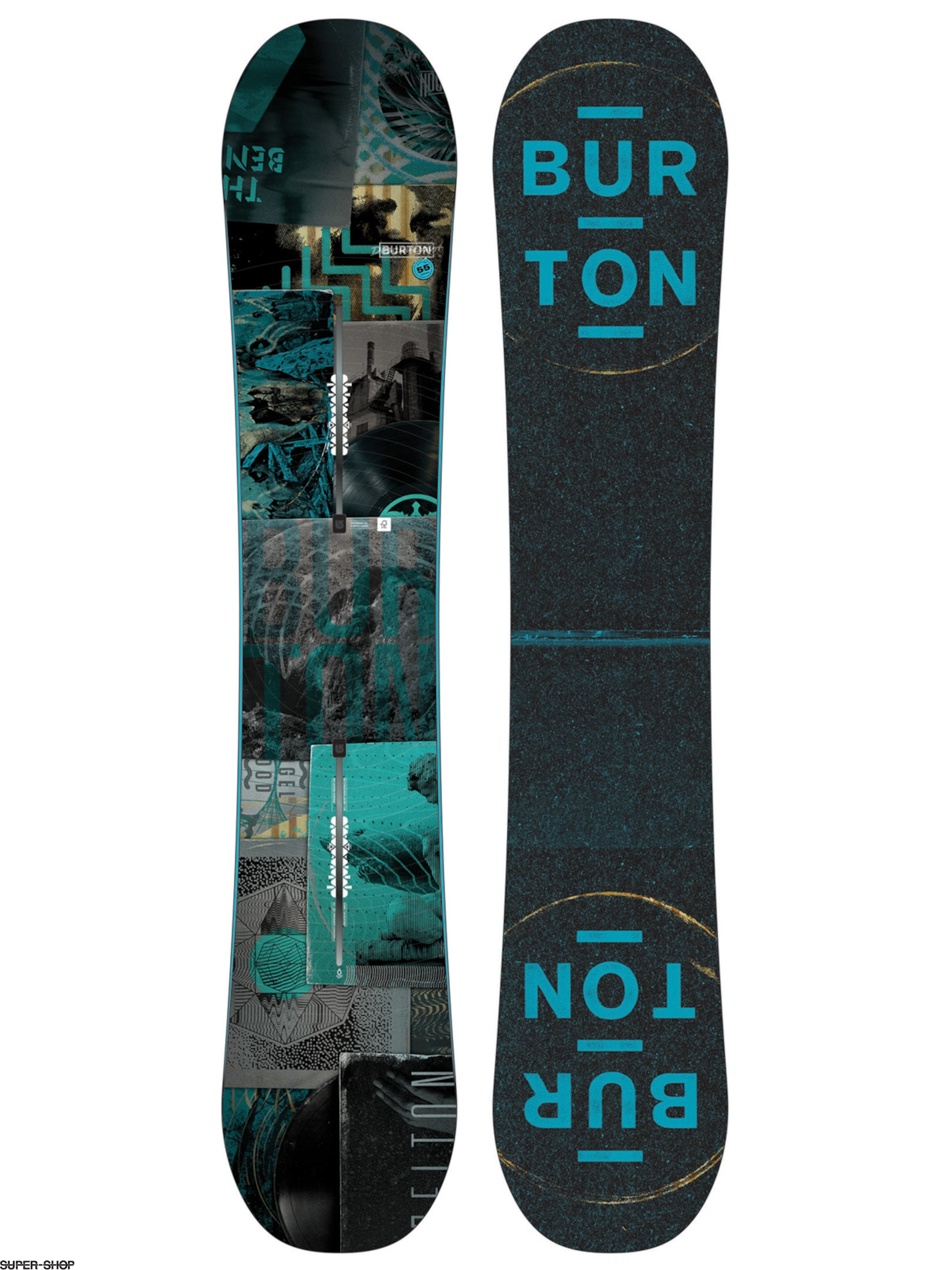 Burton Snowboard Descendant (multi)