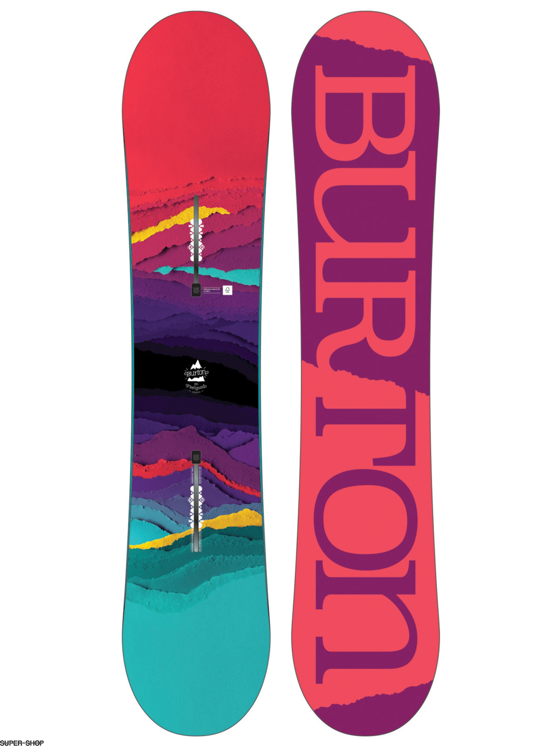 Burton Snowboard Feelgood Smalls (multi)