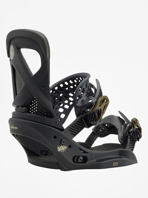 Burton Snowboard bindings Lexa Est Wmn (proper black)