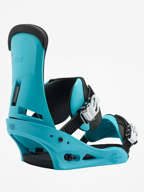 Burton Snowboard bindings Custom (cs blue)