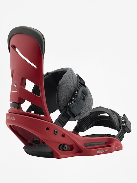 Burton Snowboard bindings Mission Est (brickyard)