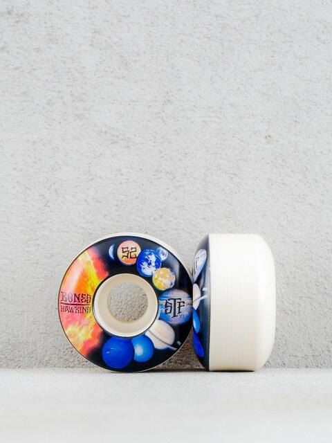 Bones Wheels Hawkins Solar Streettech Formula V1 (white/multi)