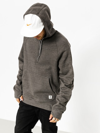Element Sweatshirt Meridian Bonded Qtr (charcoal heather)
