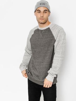 Element Sweatshirt Meridian Block Cr (charcoal heather)