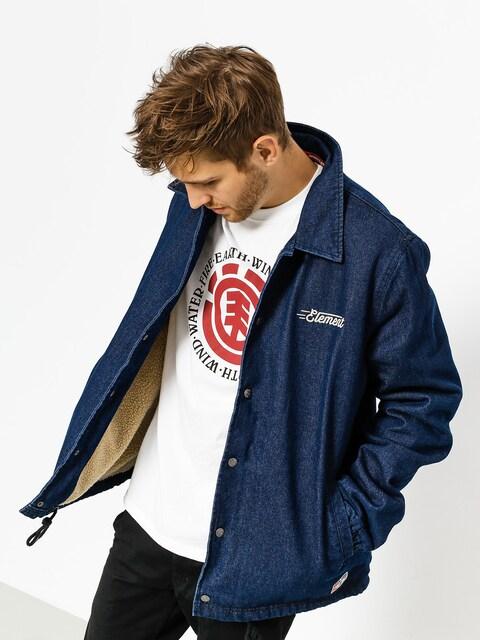 Element Jacket Murray Denim (rigid indigo)