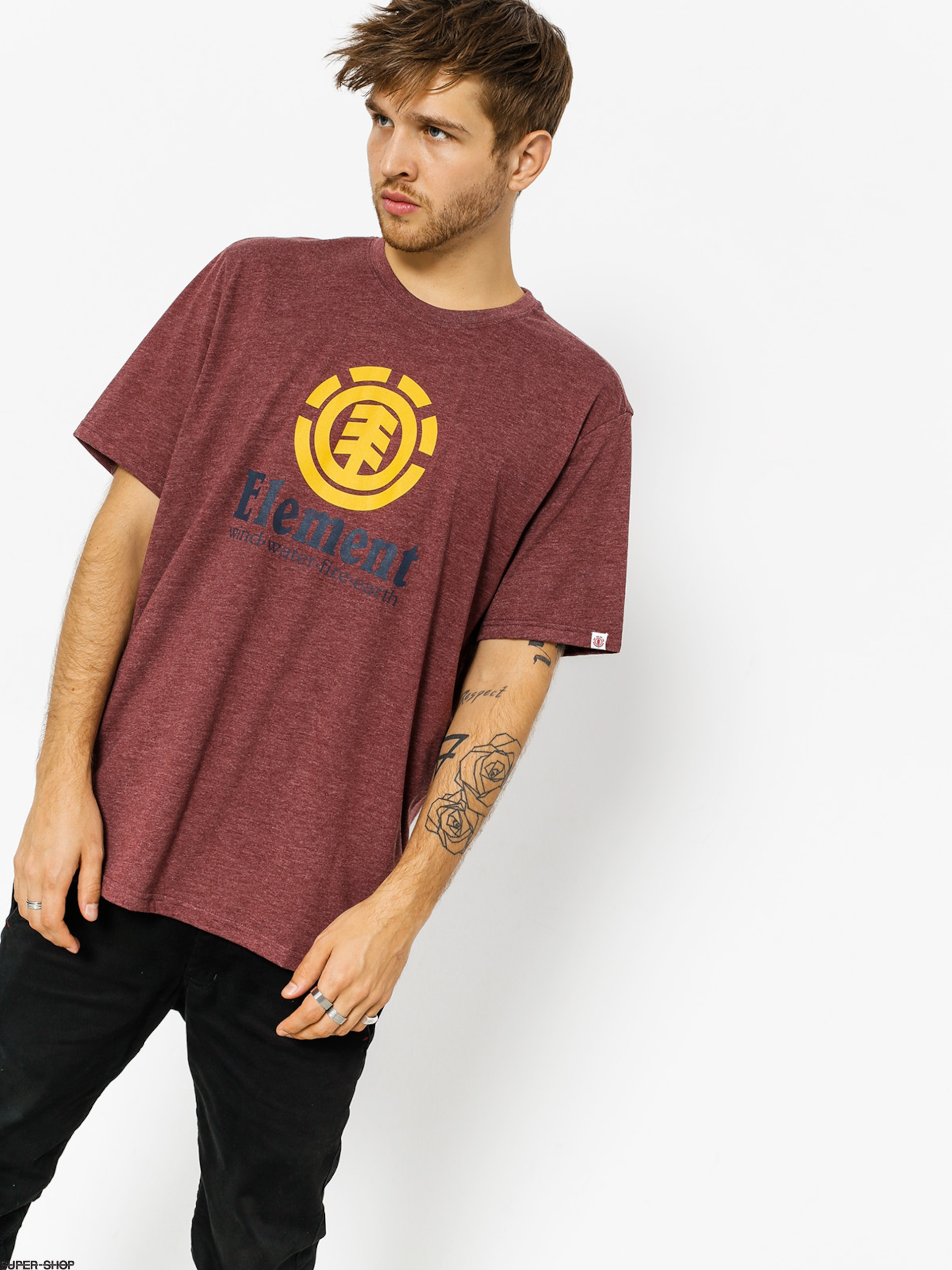 Element T-Shirt Vertical