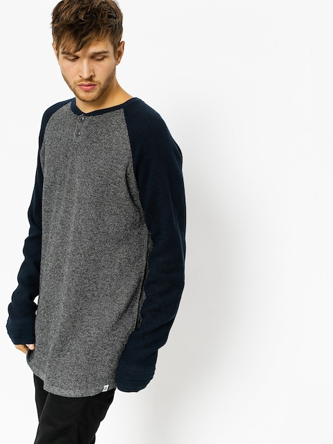 Element Sweater Edlin (grey heather)