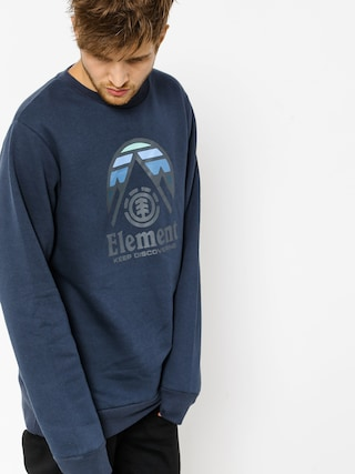 Element Sweatshirt Tri Tip Cr (eclipse navy)