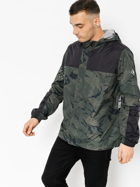 Element Jacke Strider Tw (map camo)
