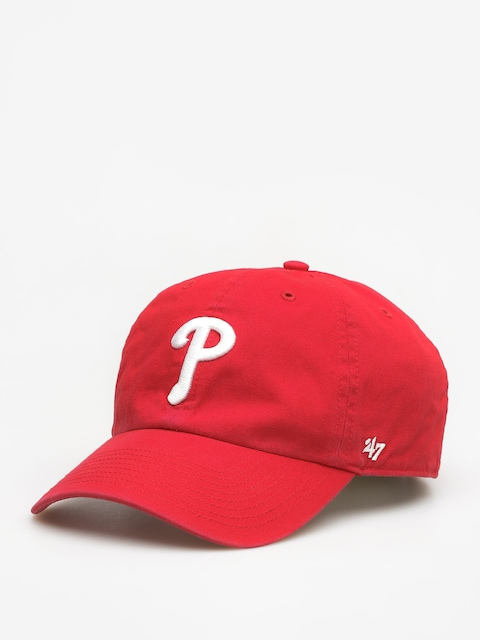 47 Brand Cap Philadelphia Phillies ZD (red)