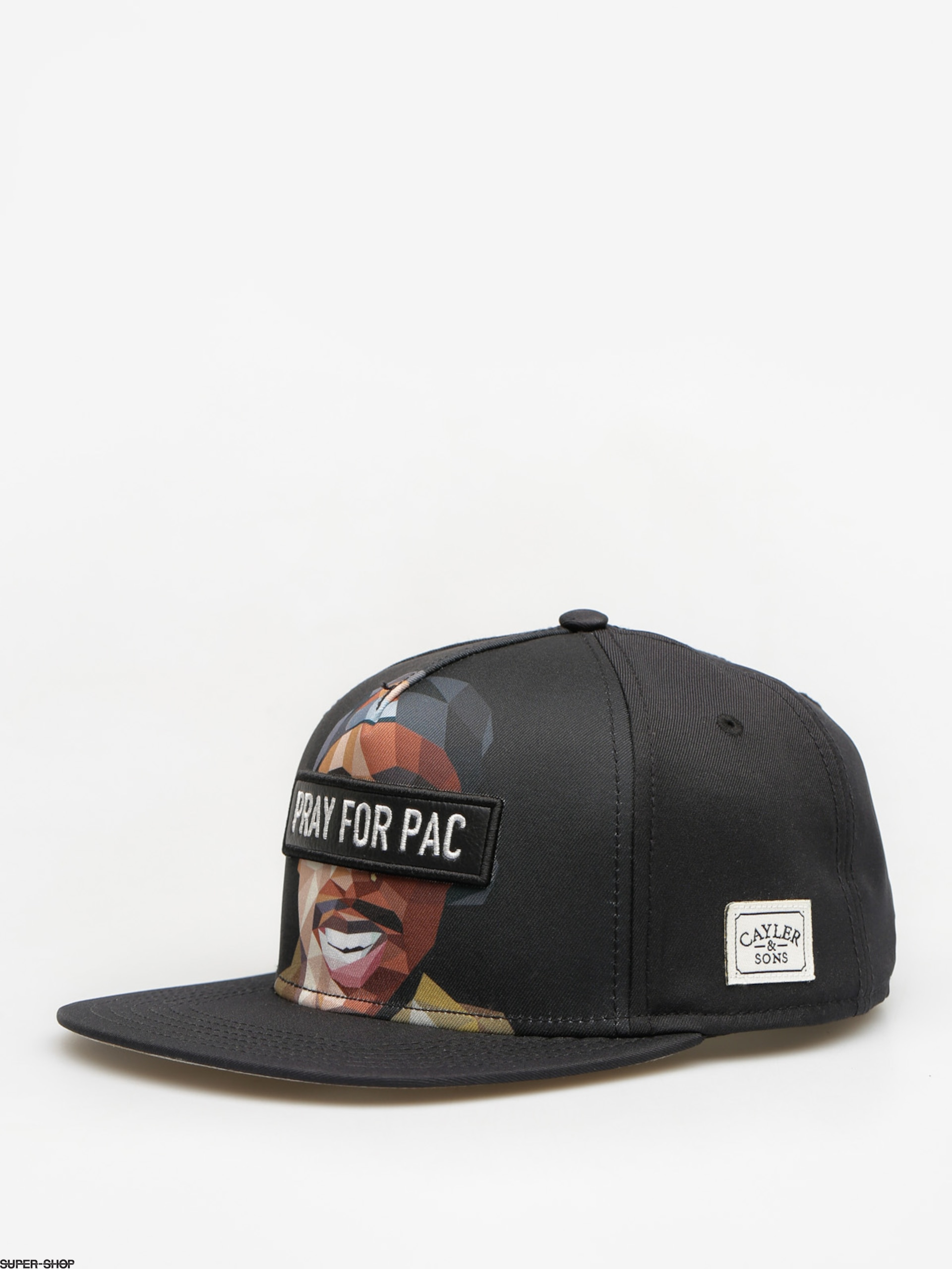 Cayler & Sons Cap Pacasso ZD (black/mc)