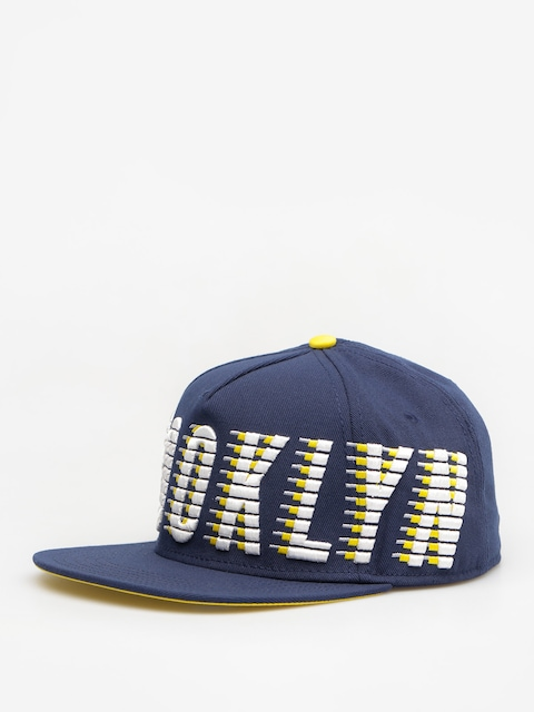 Cayler & Sons Cap Brooklyn ATHL ZD (navy)