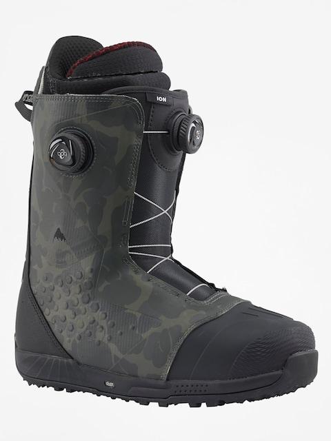 Burton Snowboard boots Ion Boa (black/camo)
