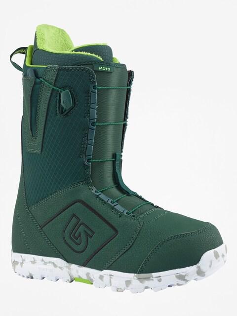 Burton Snowboard boots Moto (green)