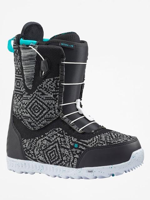 Burton Snowboard boots Ritual Ltd Wmn (black/multi)